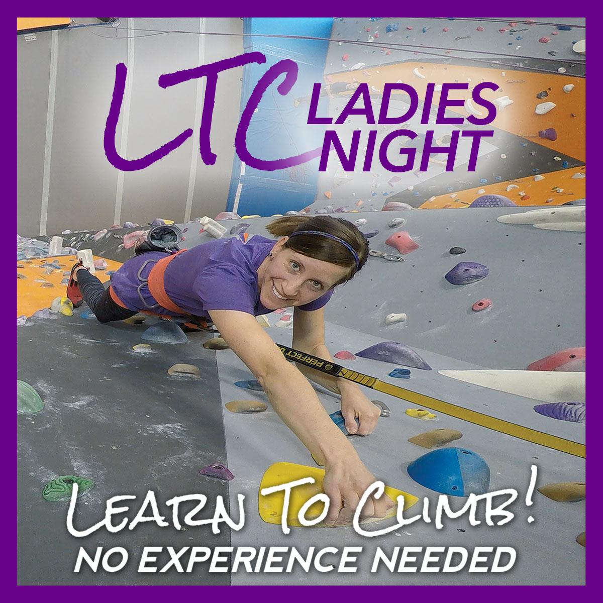 Learn to Climb 14+
