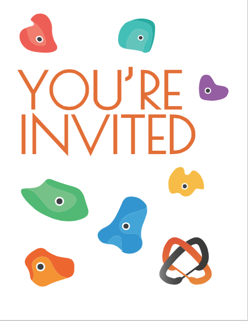Download this printable invitation for your party!