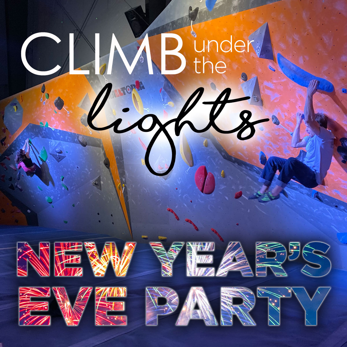 Climb Under the Lights