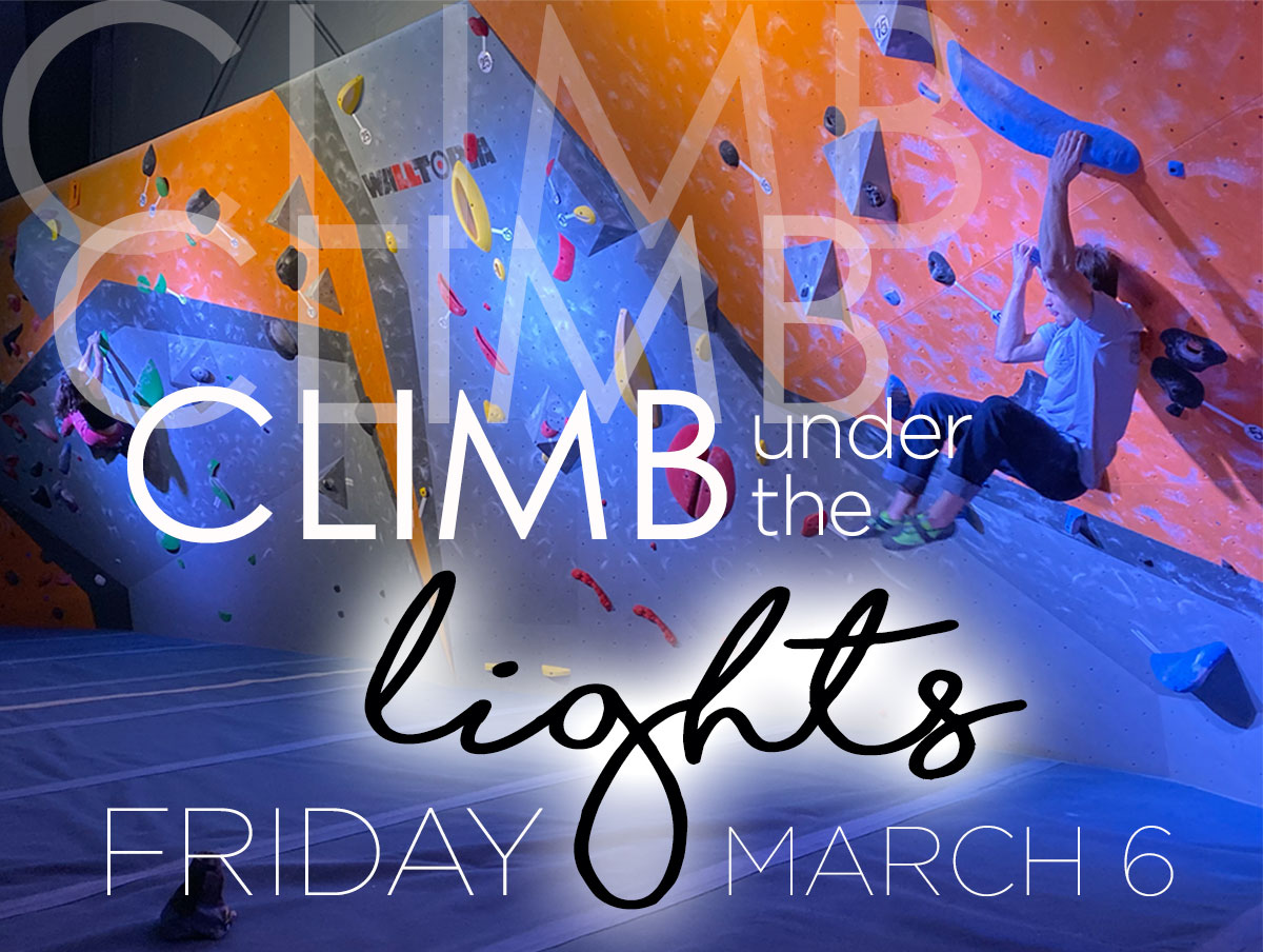 Climb Under the Lights